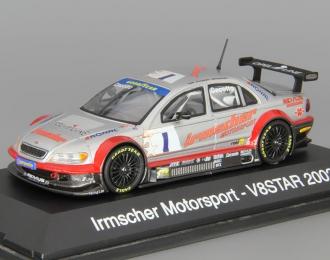 OPEL Omega Irmscher Motosport V8STAR (2002), silver