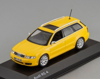 AUDI RS 4 Avant B5, imola yellow