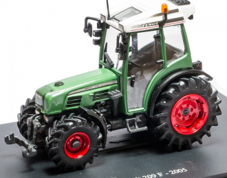 FENDT 209 F (2005), green / white / black