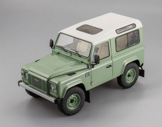 LAND ROVER Defender 90 Final Edition, green metallic