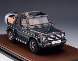 MERCEDES-BENZ G500 Cabriolet Final Edition (W463) (открытый) 2014