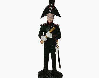 Фигурка Офицер гарнизонной артиллерии, 1812