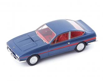 Volvo GTZ Zagato, dark blue, Sweden, 1969