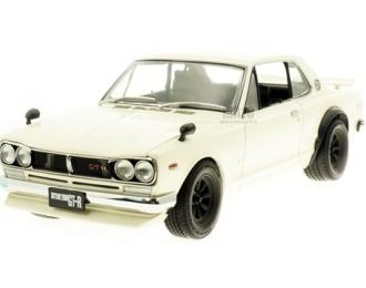 Nissan Skyline GT-R (KPGC10) (white)