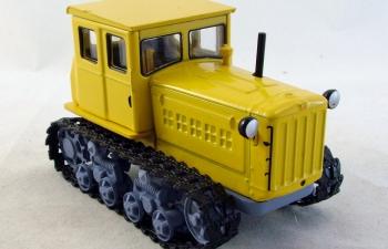 ДТ-54 (1949), Тракторы 2, желтый
