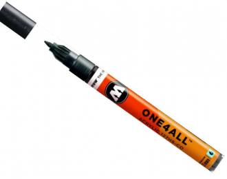 Маркер MOLOTOW ONE4ALL 127HS-CO METALLIC 223 Черный 1,5 мм