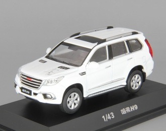 GREAT WALL Haval H9, white