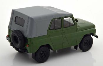 УАЗ 469 1975 Хаки