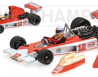 MCLAREN FORD M23 - JOCHEN MASS - SOUTH AFRICAN GP 1976
