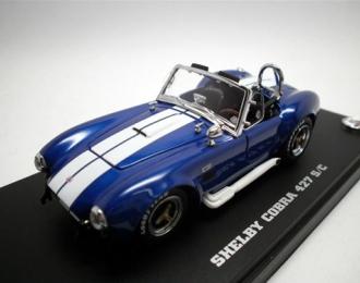 SHELBY Cobra 427S/C, blue-white