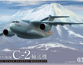Сборная модель J.A.S.D.F Transporter C-2