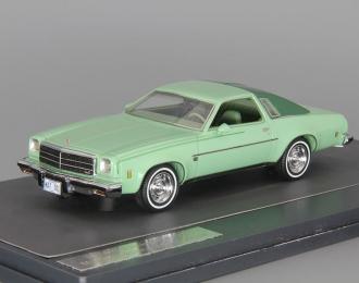 CHEVROLET Chevelle Malibu Hardtop (1974), green