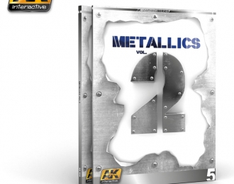 AK Learning 4 Metallics vol 2