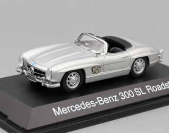 MERCEDES-BENZ 300 SL Roadster, silver