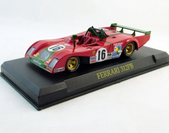 FERRARI 312PB (1973), Ferrari Collection 53, red
