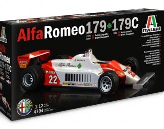 Сборная модель Автомобиль ALFA ROMEO 179 - 179C