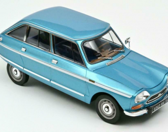 CITROEN Ami Super 1974 Delta Blue Metallic