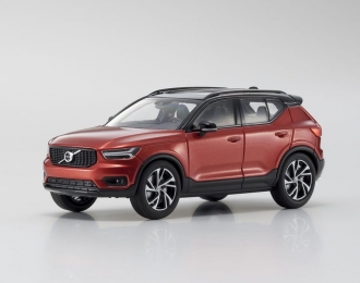Volvo XC40 (red met)