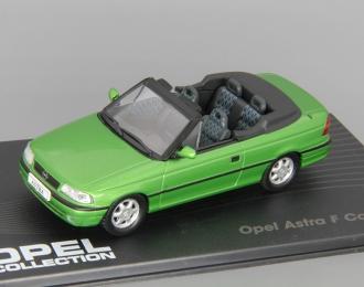 OPEL Astra F Cabriolet (1992-1998), green