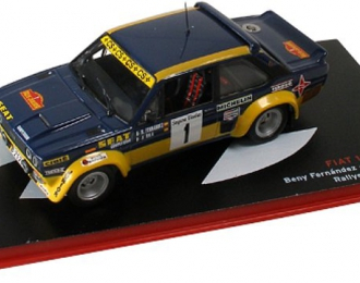 FIAT 131 Abarth №1 Rally Catalunya (Beny Fernandez - Jose Luis Sala) 1979