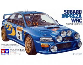 Сборная модель SUBARU Impreza WRC