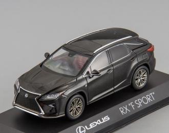 Lexus RX200t F Sport (graphite black)