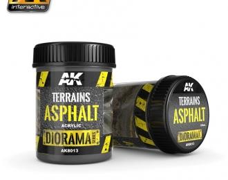 Terrains Asphalt 250ml (Асфальтовое покрытие)