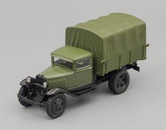 Горький АА, Автолегенды СССР 79, зеленый