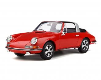 Porsche 911 Targa 1967 (red)