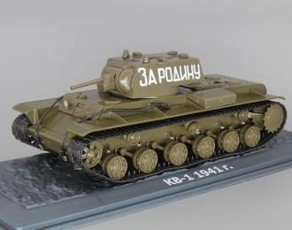 Танк КВ-1, ТАНКИ Легенды Отечественной бронетехники 3