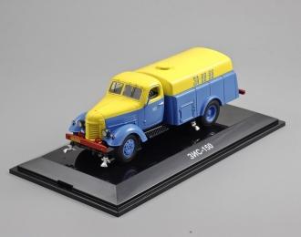ЗИС 150 ПМ-8, желтый / голубой