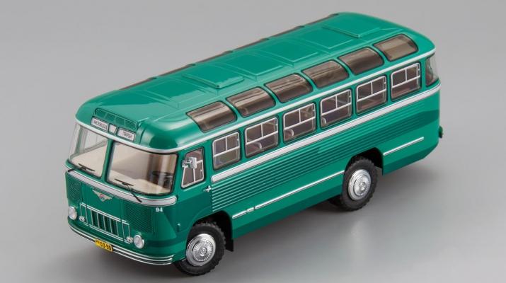 """(Уценка!) Павловский Автобус тип 652 """"Кисловодск - Теберда"""" 1958 г."""