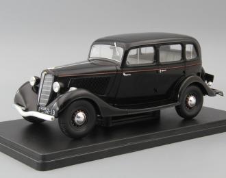 Горький М1, Легендарные Советские Автомобили 28, черный