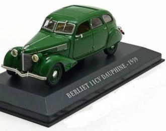BERLIET 11CV Dauphine (1939), green