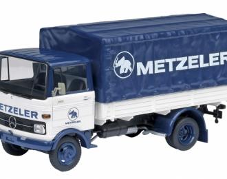 """MERCEDES-BENZ LP 608 """"Metzeler"""", серый с синим"""