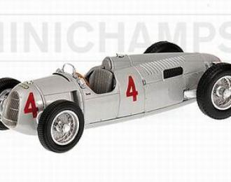 AUTO Union Typ C (1936), silver