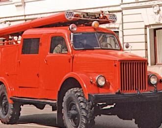 (КИТ) Пожарный автомобиль ПМГ-19