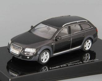 AUDI A6 Allroad Quattro (2007), grey