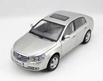 BESTURN B70 Sedan, silver