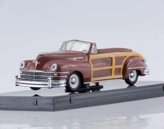 CHRYSLER Town & Country (1947), costa rica brown
