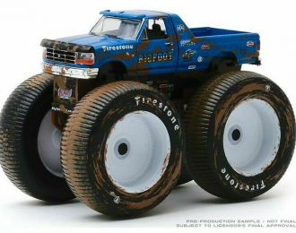 FORD F-250 Monster Truck #5 (Dirty Version) Bigfoot 1996