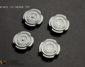 Комплект дисков для Москвич 408 (1/24)