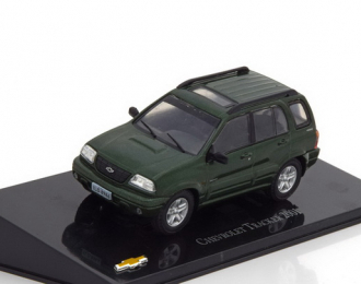 (Уценка!) CHEVROLET Tracker (2001), green