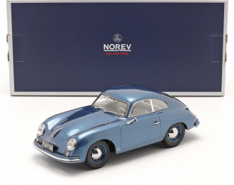 PORSCHE 356 Coupe 1952 Blue