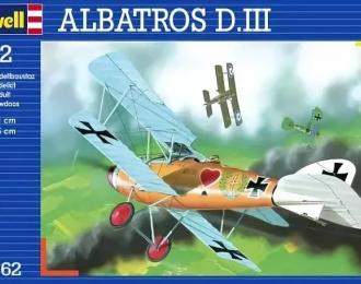 Сборная модель Истребитель Albatros D.III