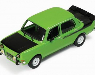 SIMCA 1000 RALLY 2 (1977), green and black
