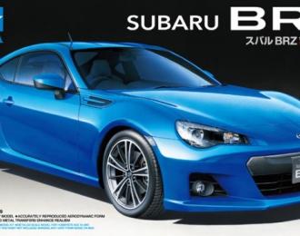 Сборная модель Subaru BRZ