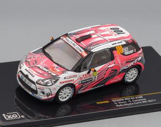 Citroën C3 WRC #10 Rallye de Monte Carlo 2019 1//18-181636 NOREV
