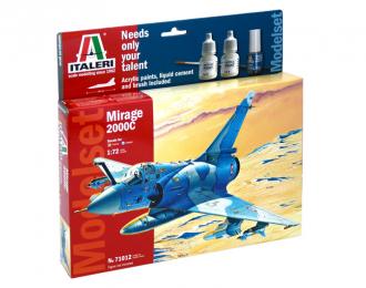 Сборная модель MIRAGE 2000C (подарочный набор)
