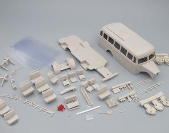 Сборная модель Автобус ТА-1 Тарту